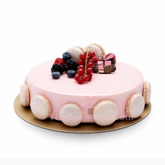 Glossy Cake