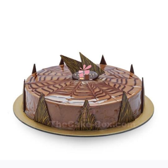 Gourmet Cappuccino Cake