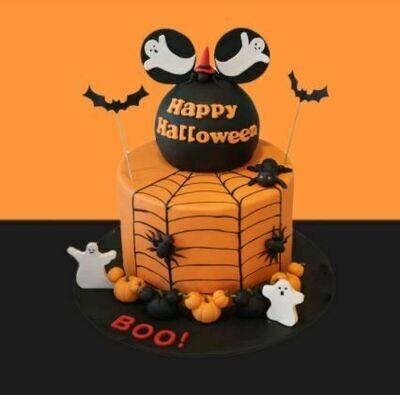 BOO! CAKE