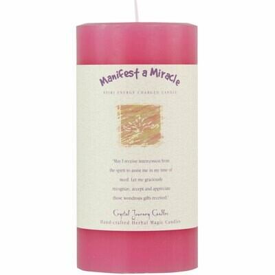 Crystal Journey Candles 3