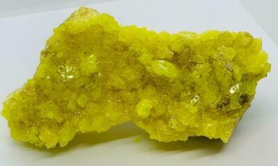 Sulfur From Bolivia Grade A  7