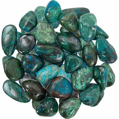 Tumble Gemstones Chrysocolla