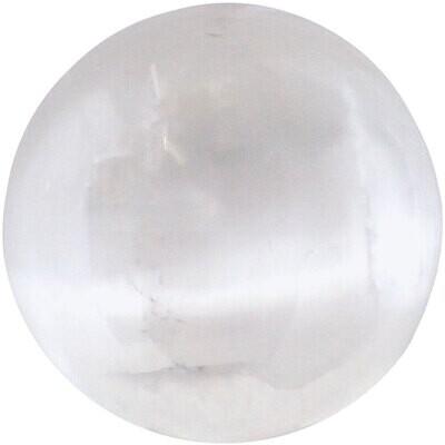 Selenite Sphere Stand 2