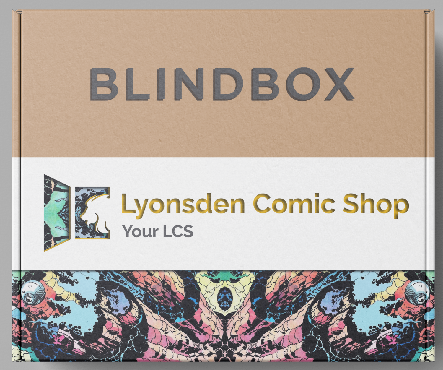 LCS BLIND BOX