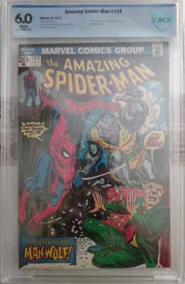 Amazing Spiderman #124