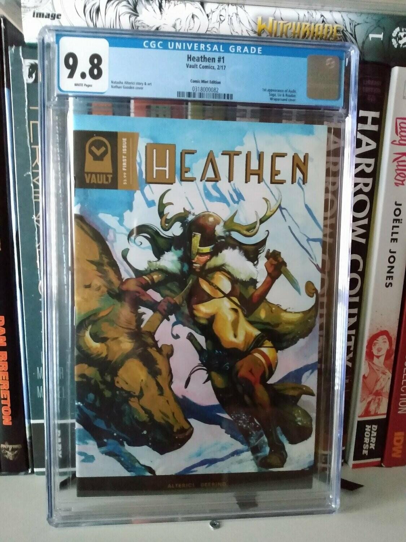 Heathen #1