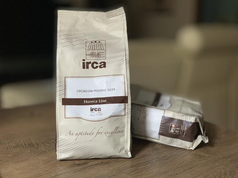 Какао-порошок алкалізований 22-24% (Італія), 1 кг.