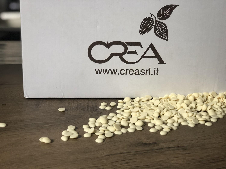 Білий шоколад Crea  32%, 1 кг