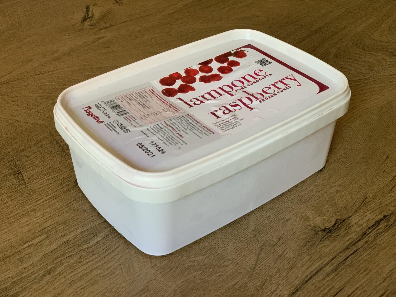 Пюре Rogelfrut малина, 1 кг.