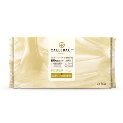 Білий Шоколад без додавання цукру - MALCHOC , 5 кг.