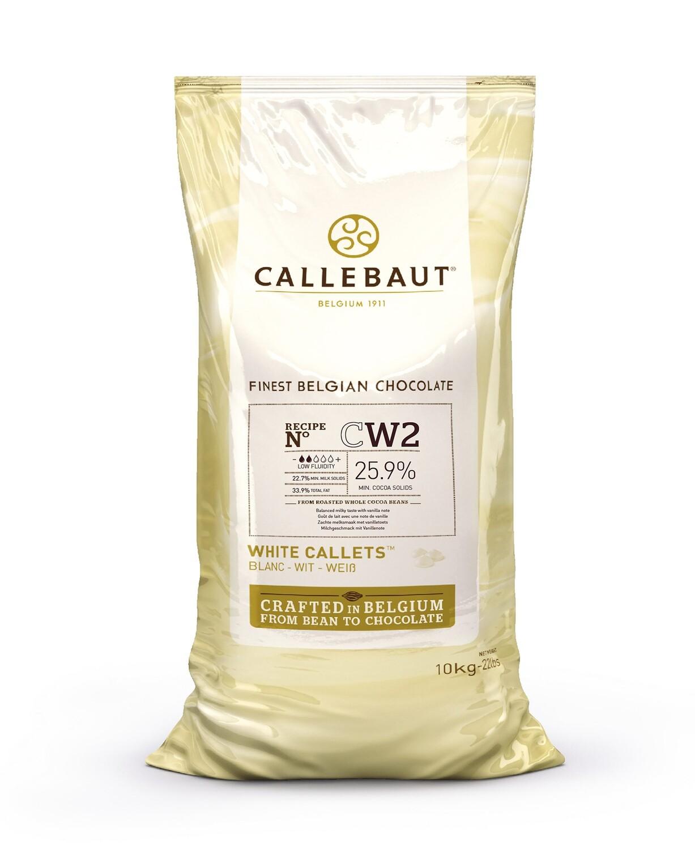 Білий Шоколад  N° СW2, 10 кг.