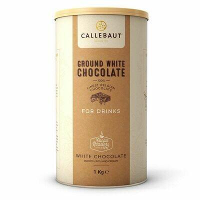 Білий шоколад для напоїв, 1 кг.