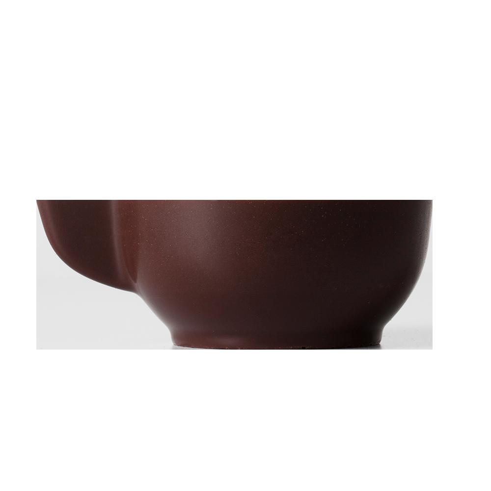 Шоколадні кавові  чашки з чорного шоколаду, 72 шт.