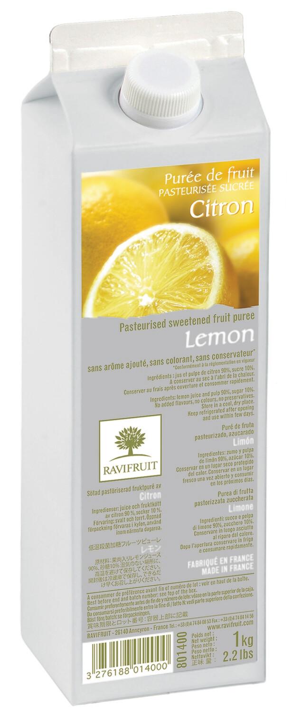 Пюре лимонRAVIFRUIT, 1 кг.