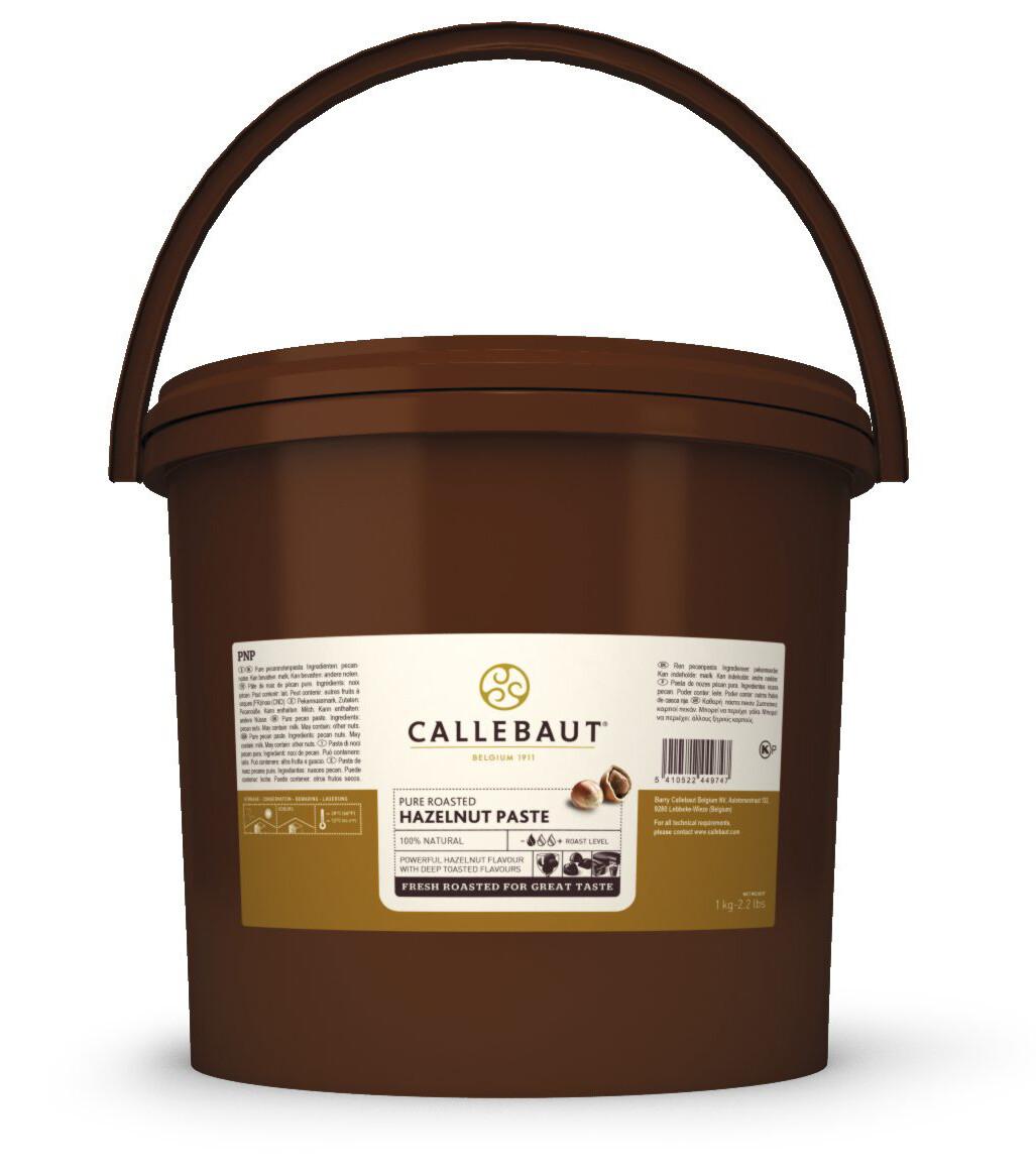 Фундучна паста / Pure Roasted Hazelnut Paste, 5 кг.