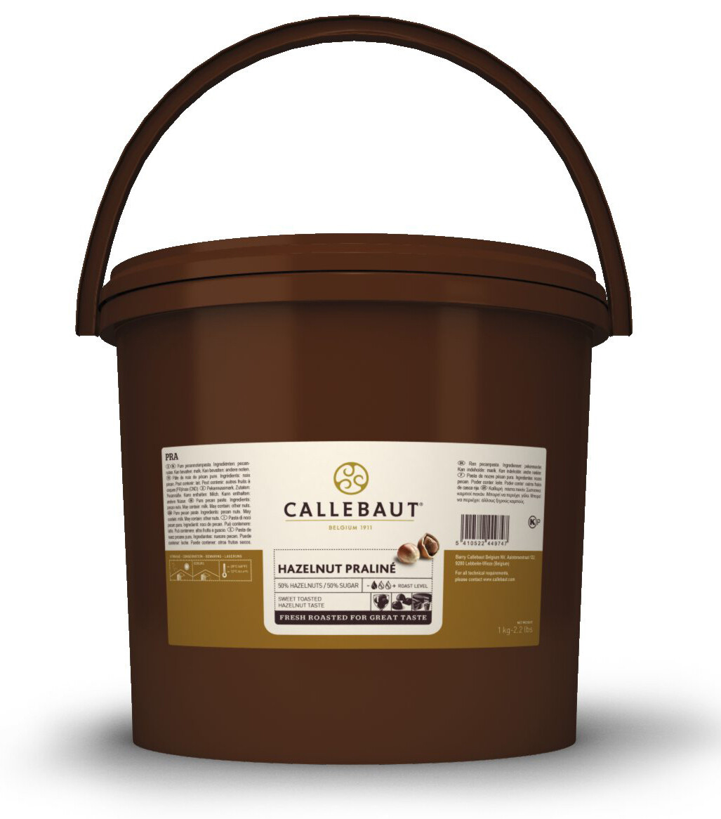 Фундучне праліне / Hazelnut Praline, 5 кг.