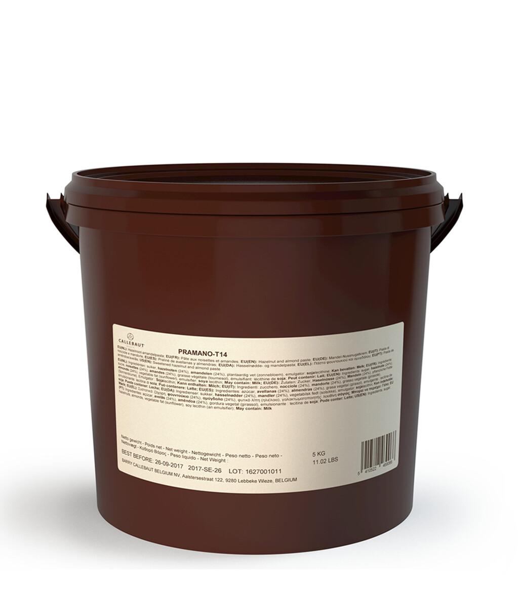 Мигдально-Фундучне праліне / Almond & Hazelnut Praline, 5 кг.
