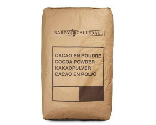 Какао порошок Ebony, 25 кг.