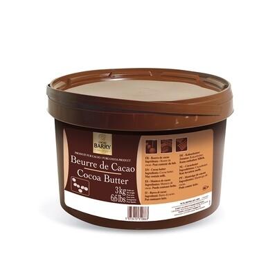 Какао масло калети, 3 кг.