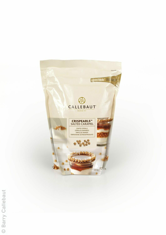 Декор із шоколаду зі смаком Солена Карамель  -  Crispearls™ Salted Caramel, 0.8 кг.