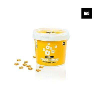 Барвник жовтий Azo 500 г/Power Flowers AZO Yellow