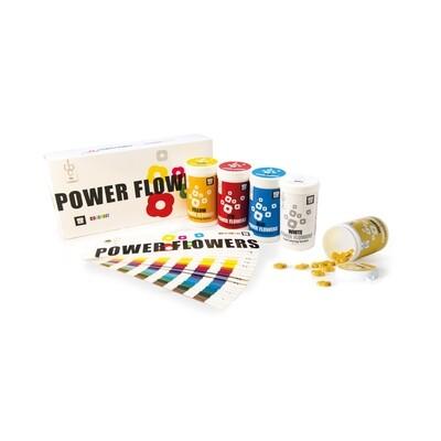 Набір барвників Power Flower Discov NON AZO box (4x50) 200 г