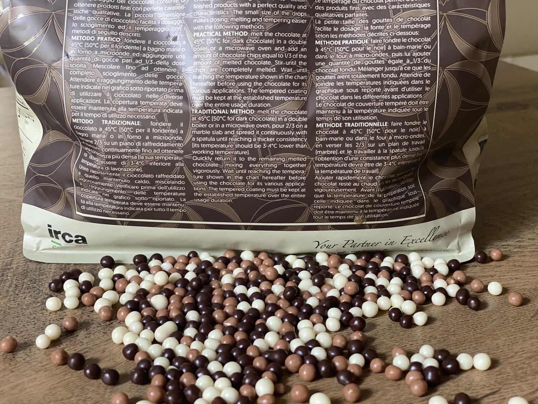 Декор із  шоколаду  Mix Irca, 50 г.
