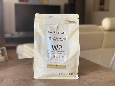 Білий Шоколад  N° W2, 2,5 кг.