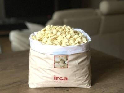 Білий шоколад Irca 31,5%, 100г.