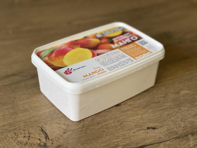 Пюре YaGurman манго, 1 кг.