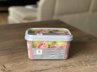Заморожене пюре Ravifruit гуава, 1 кг.