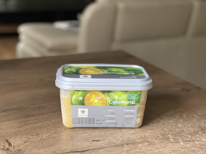Заморожене пюре Ravifruit каламансі, 1 кг.