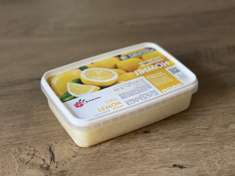 Пюре YaGurman лимон, 500 г.