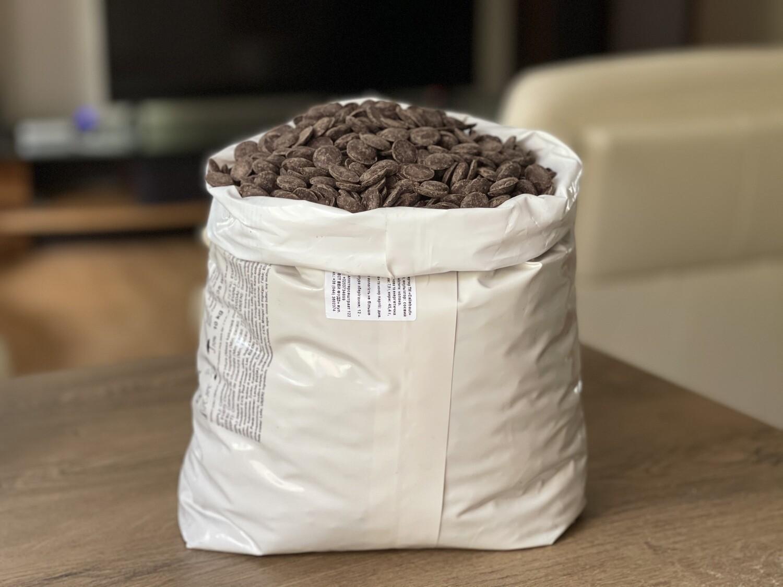 Чорний шоколад 75% Callebaut, 100 г.
