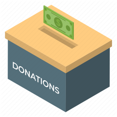 DONATION BOX 3
