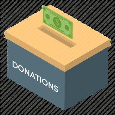 DONATION BOX 5