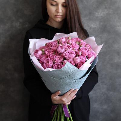 Букет Царевна роз