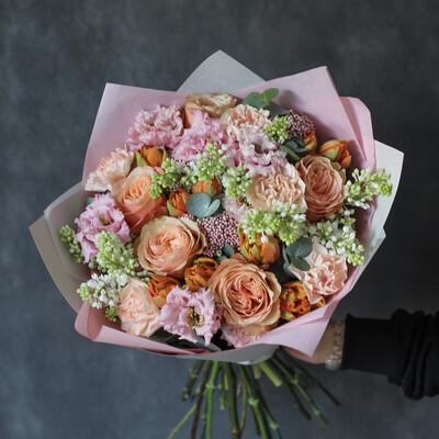 Авторские букет цветов # 2