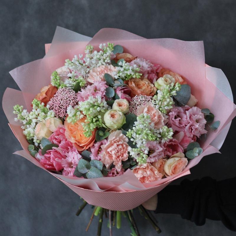 Авторские букет цветов # 3