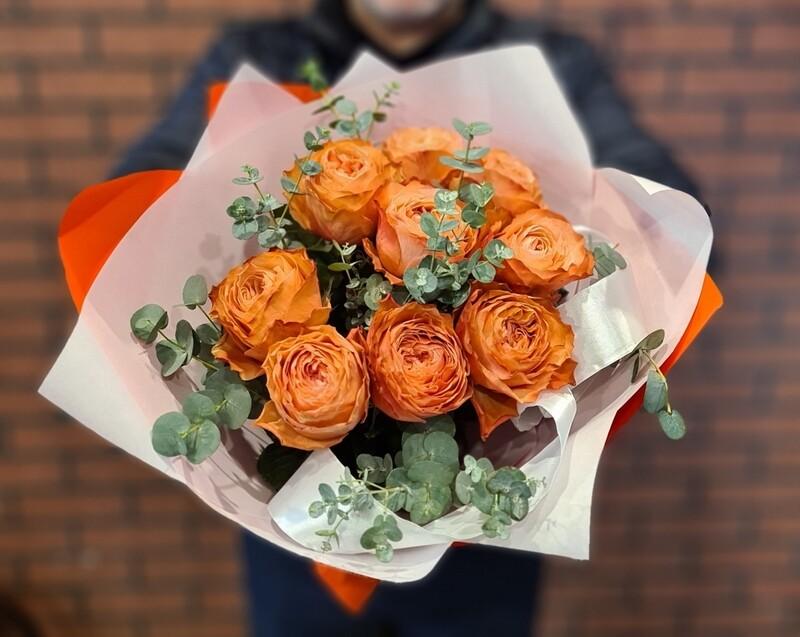 Букет из роз Kahala🌺