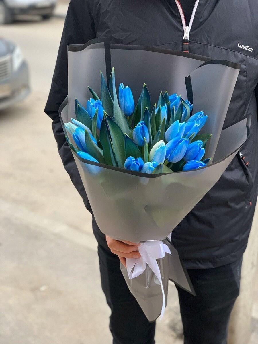 Небесные тюльпаны ЭКСКЛЮЗИВ 💙🕊
