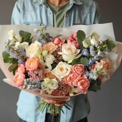 Авторский букет цветов #1