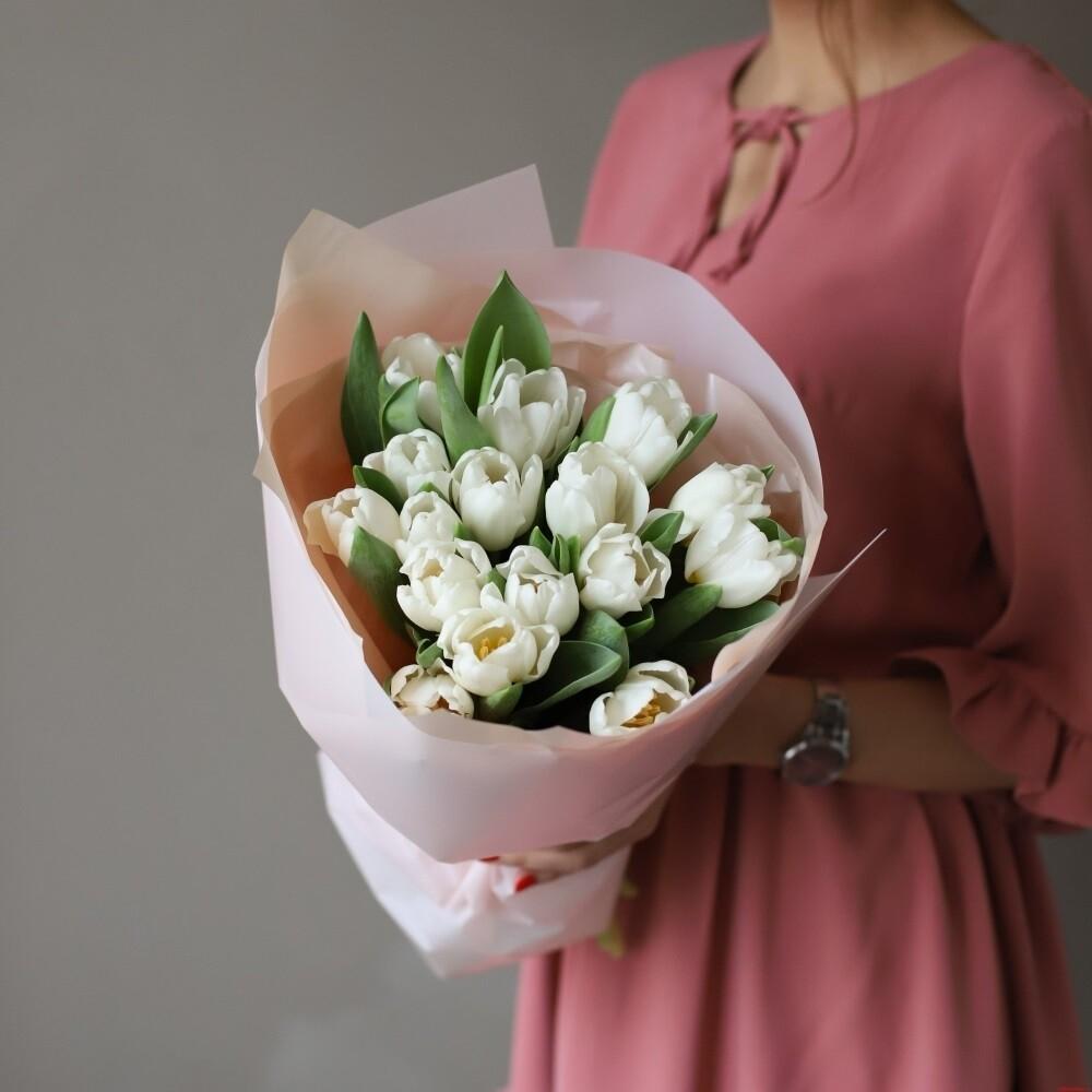 Букет тюльпанов Нежное утро