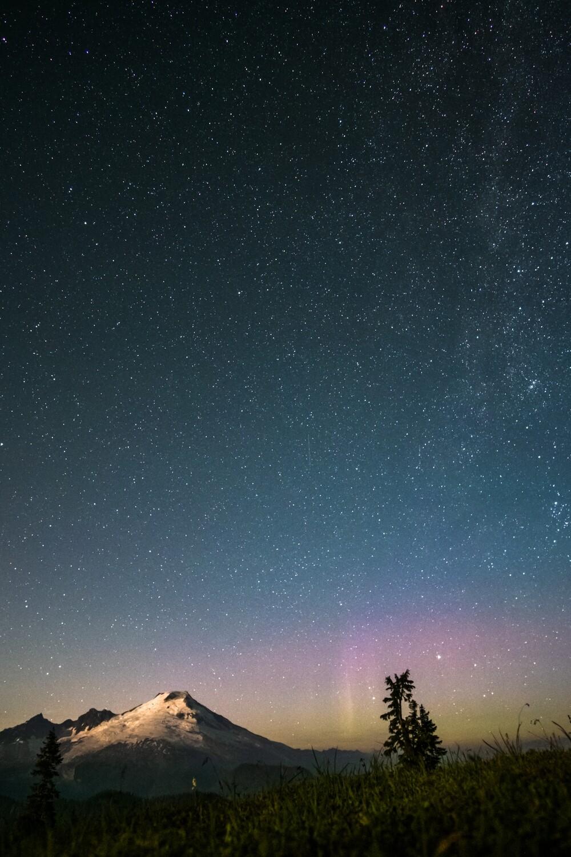 Cascadian Aurora
