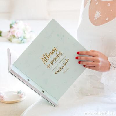 Álbum de los nos posados ( boda )
