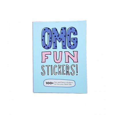 OMG fun stickers
