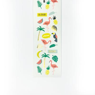 Mini Sticker Tropical