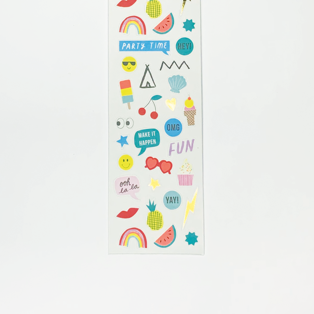 Mini Stickers Basic