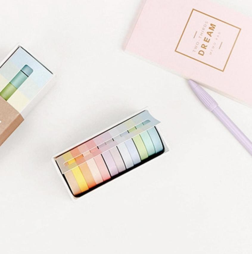 Washi tape Pastel