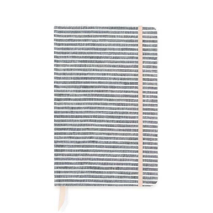 Essential Journal, Faded Stripe